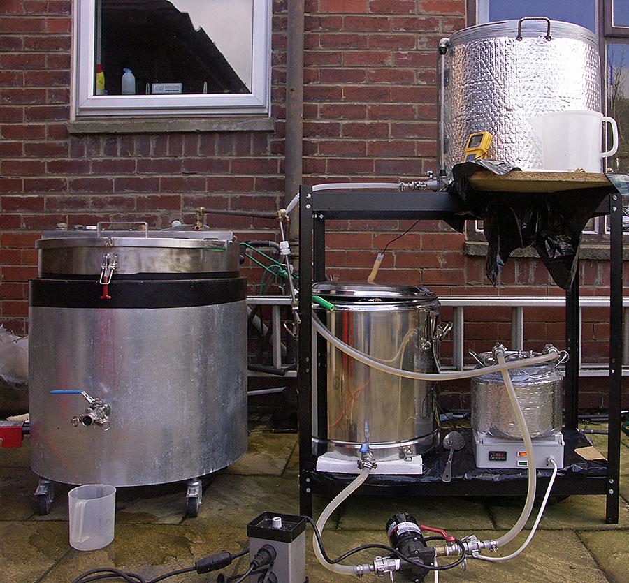 Alemans Effin Brewery